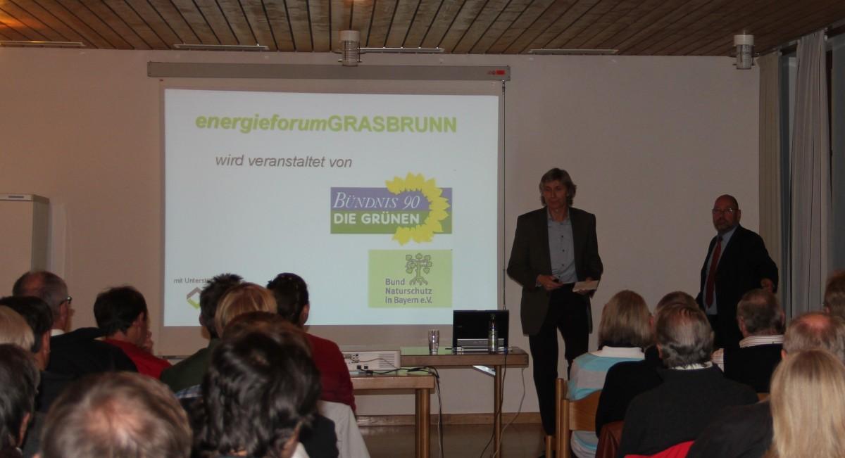 energieForumGRASBRUNN Auftaktveranstaltung 2011